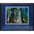 """Customer Care, Framed, 30"""" x 24"""""""
