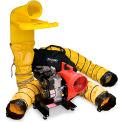 Allegro 9520-05M 8 Inch Gas Centrifugal Blower System w/ 8 Inch  MVP (9505 Blower)