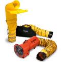 Allegro 9520-14M 8 Inch  Axial AC Blower System w/ 8 Inch  MVP (9514 Blower)