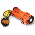 """Allegro COM-PAX-IAL Blower With 25' Duct & Canister 9536-25, 8"""" Dia., 1/4HP, 12V-DC, 816 CFM"""