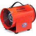 Allegro 9537 8 Inch  Axial DC Metal Com-PAX-ial Blower, 12V
