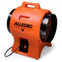 "Allegro Industrial Blower 9539-12, 12"" Dia., 1HP, 2180 CFM"