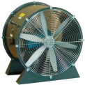 "Americraft 24"" TEFC Aluminum Propeller Fan With Low Stand 24DA-1-1/2L-1-TEFC 1-1/2 HP 8200 CFM"