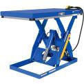 Vestil Rotary Air Powered Hydraulic Scissor Lift Table AHLT-4048-3-43 48x40