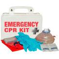Pac-Kit Emergency CPR Kit, Plastic Case, 3025
