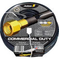 Rubber Commercial Duty Garden Hose 100-ft x 5/8-in