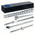 """20 Piece 3/4"""" Dr. Socket Sets, ARMSTRONG TOOLS 15-710"""