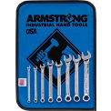 6 Point Short Combination Wrench Sets, ARMSTRONG TOOLS 25-602