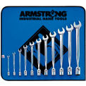 12-Point Flex Head Wrench Sets, ARMSTRONG TOOLS 25-696