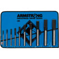 10 Pc. Cold Chisel Sets, ARMSTRONG TOOLS 70-563