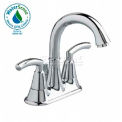 "American Standard® Tropic 2-Handle Bathroom Faucet, 7038.201.002, 1.5 GPM, 7-1/2""H Chrome"