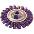 AMPCO® WB-60KT Non-Sparking Brush Wheel Knot Wire 6