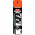 Krylon Industrial Quik-Mark SB Inverted Marking Paint Fluor. Red/Orange