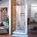 DreamLine™ Unidoor Frameless Inch Adjustable Shower Door SHDR-20307210-01, 30