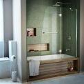DreamLine™ Aqua Clear Glass Bathtub Door SHDR-3148586-01, 48