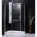 "DreamLine™ Panorama Shower Enclosure SHEN-1131458-04, 31"" x 45"" x 76"""