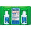 Physicians Care, 16 oz. Double Bottle Eyewash Station, 24-102