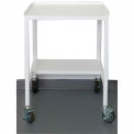 """Air Science® CARTP548 Fume Hood Heavy Duty Mobile Stand with Locking Casters 48""""W x 34""""H x 28""""D"""