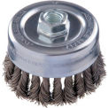 COMBITWIST® Knot Wire Cup Brushes, ADVANCE BRUSH 82725
