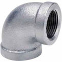 2 In Galvanized Malleable 90 Degree Elbow 150 PSI Lead Free