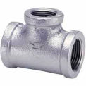 1-1/2 In Galvanized Malleable Tee 150 PSI Lead Free