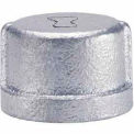 1 In Galvanized Malleable Cap 150 PSI Lead Free