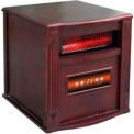 American Comfort Portable Infrared Quartz Heater 1.5KW ACW0035WE - Espresso
