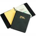 "Wilson Jones® Looseleaf Phone/Address Book, 1"" Capacity, 5-1/2 x 8-1/2, Black Vinyl"