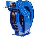 """Coxreels TMP-N-450 1/2""""x50' 3000 PSI Supreme Duty Spring Retractable Medium Pressure Steel Hose Reel"""