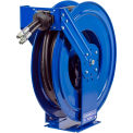 "Coxreels TDMP-N-450 1/2""x50' 2500 PSI Spring Retractable Dual Hydraulic Hose Reel"