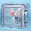 Bel-Art Secador® 2.0 Vertical Desiccator Cabinet 420721000, 1.2 Cu. Ft., Clear
