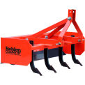 Behlen Country 4' Box Blade Tractor Attachment 80111000 Category 1 Pins; Category 0 Spacing