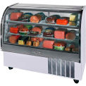"Curved Glass Refrigerated Product Merchandiser CDR Series, 61-1/16""W - CDR5"