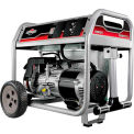 Briggs & Stratton, CARB Portable Generator 030551, Recoil Start, 5000W