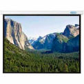 96 x 96 Innsbruck Electric Screen Matte White Fabric Sq. Format Projector Screen