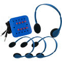 Kids Lab Pack w/ Personal Headphones And Jackbox