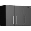 """Ulti-MATE Garage 3-Door Partitioned Wall Cabinet 35-1/2""""W x 12-1/2""""D x 23-1/2""""H"""