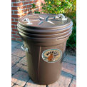 Bearicuda Basic Bin™ W/Screw Top Lid 30 Gallon - PAK130
