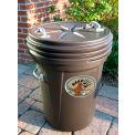 Bearicuda Basic Bin™ W/Screw Top Lid 30 Gallon - PAK130