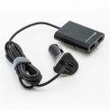 Bracketron PwrRev 4 Port USB Car Charger