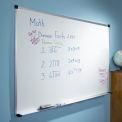 """Balt® Mark-Rite Markerboard - Aluminum Trim - 72""""W x 48""""H"""