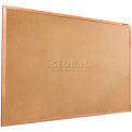 "Balt® Valu-Tak Tackboard with Oak Wood Trim 48""W x 48""H"