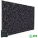 Balt® Rubber-Tak Tackboard with Aluminum Trim 48
