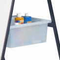Balt® Option Middle Rack with Two Tubs for Storage Mobile Easel