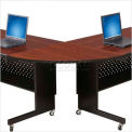 "Agility 30"" Round Corner Table"