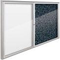 "Balt® Weather Sentinel Outdoor Enclosed Cabinet - 2 Doors - 48""W x 36""H Blue"
