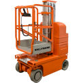 Ballymore Drivable Vertical Mast Lift 18' Platform, 330 Lb. Capacity - DVML-18