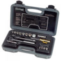 23 Piece Standard Socket Sets, BLACKHAWK 1323ANB