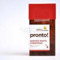 Barnie's CoffeeKitchen®, Santa's White Christmas® Pronto! Coffee Brewstick 1.83 oz. 48/CS