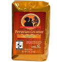 Barnie's CoffeeKitchen®, Cafe Femenino Peruvian Cecanor Whole Beam Coffee, 12 oz. Bag, 6/Case